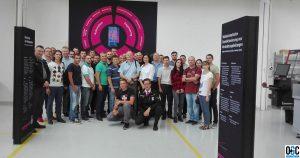"""Фото: Повышение квалификации специалистами """"Нефтегазхим Сервис"""" в компании Rittal GmbH"""