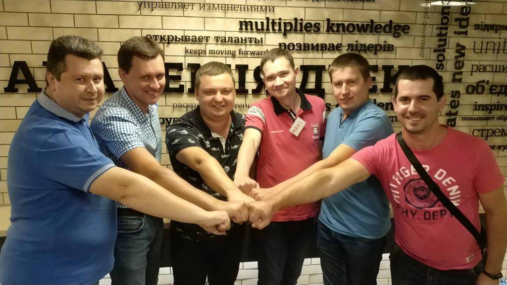 Фото: Сотрудники «НЕФТЕГАЗХИМ СЕРВИС» прошли тренинг «Управления проектами»