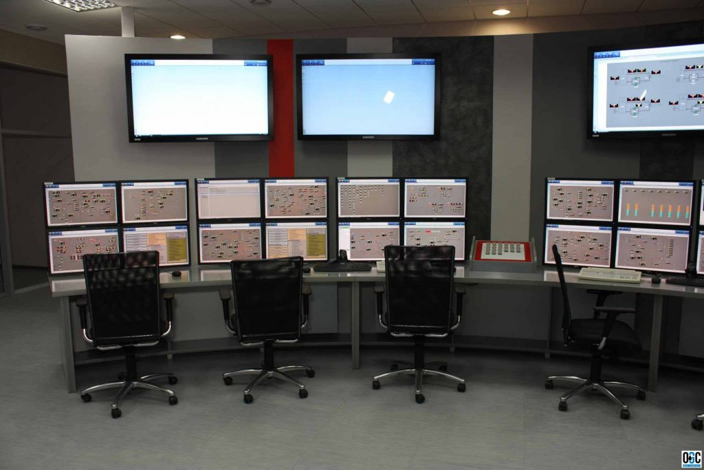 Фото: Современное рабочее место оператора-технолога