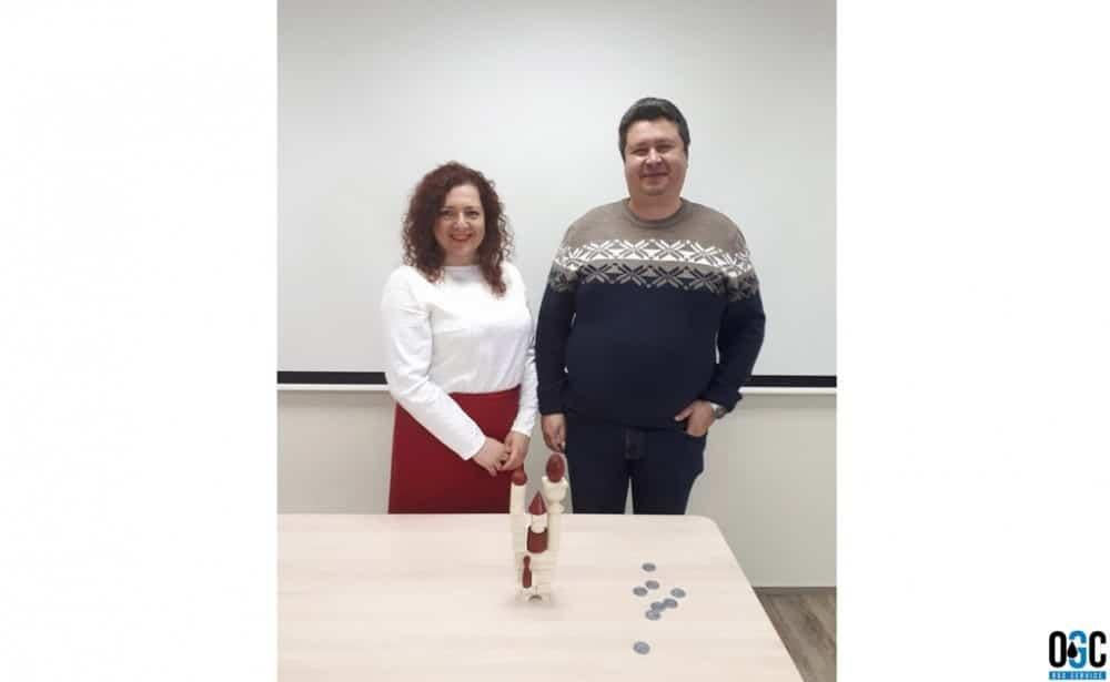 Фото: как сотрудники НЕФТЕГАЗХИМ СЕРВИС прошли тренинг Лидерство на 100%