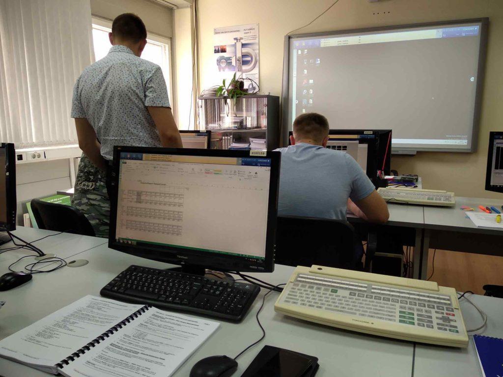 Обучение сотрудников «Нефтегазхимсервис» системе управления Centum VP R6